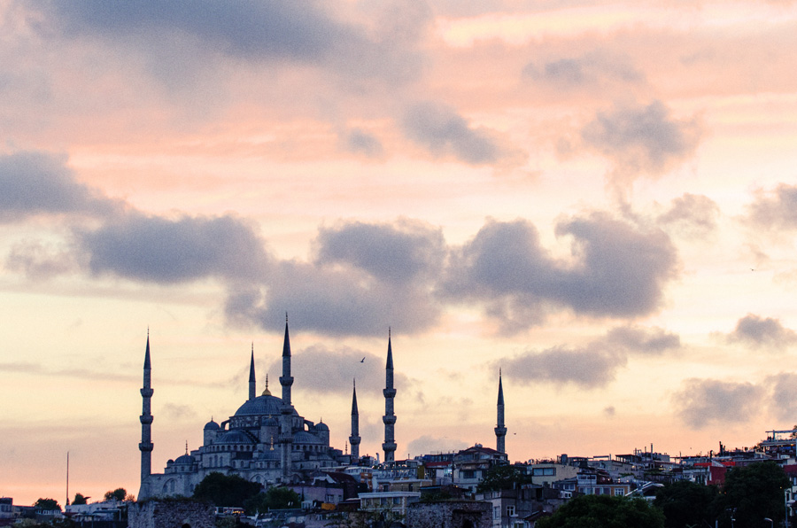First Trip to Istanbul